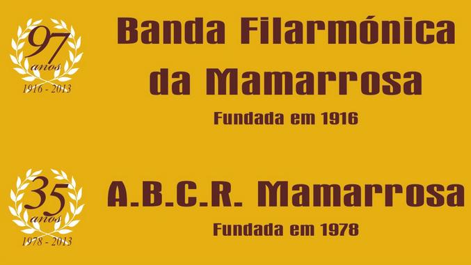 Mamarrosa – Banda comemora 97 anos de vida