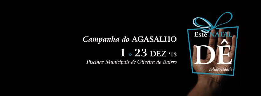 Campanha do Agasalho até 23 de dezembro