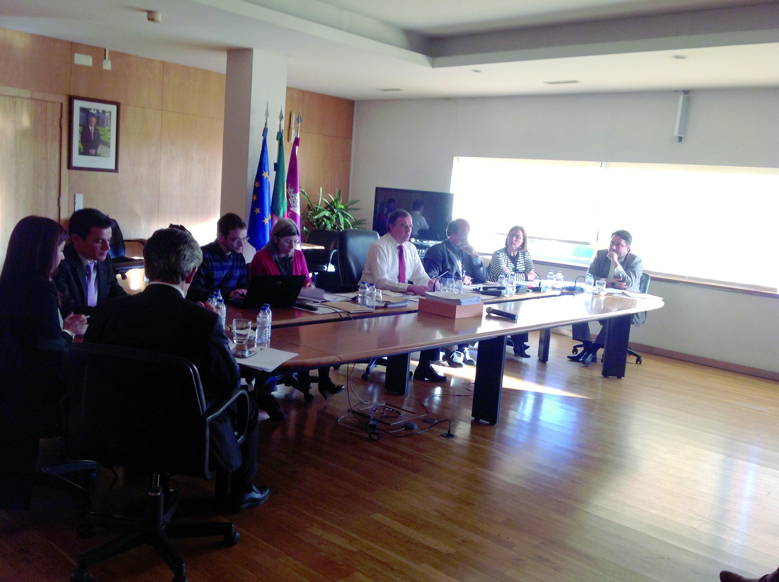 Presidente da Câmara Municipal tem orçamento de 27 milhões de euros para gerir o concelho em 2014