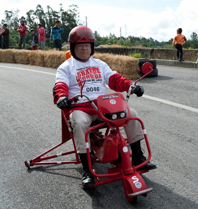 Inscrições para corrida de carrinhos de rolamentos decorrem a bom ritmo