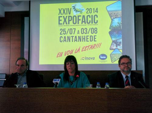 Expofacic em Cantanhede já faz parte do roteiro de férias