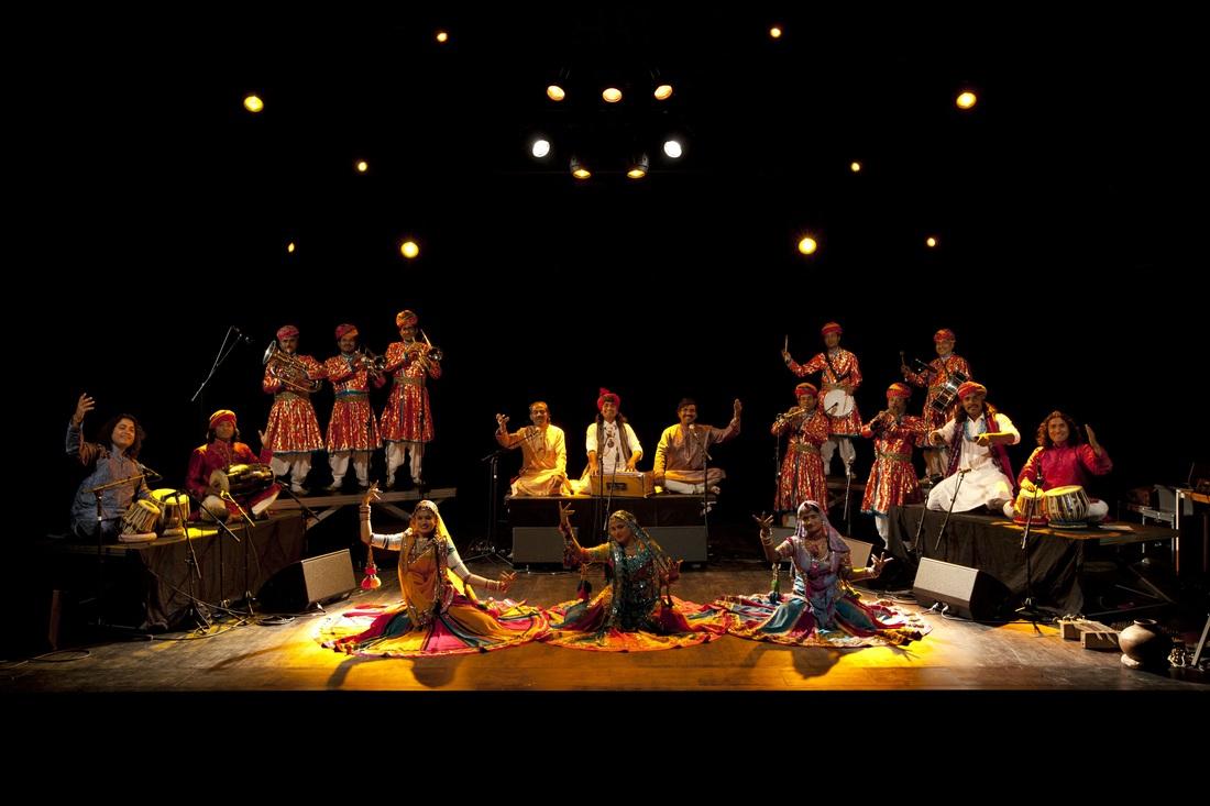 Festim no Quartel das Artes com Bollywood Orchestra