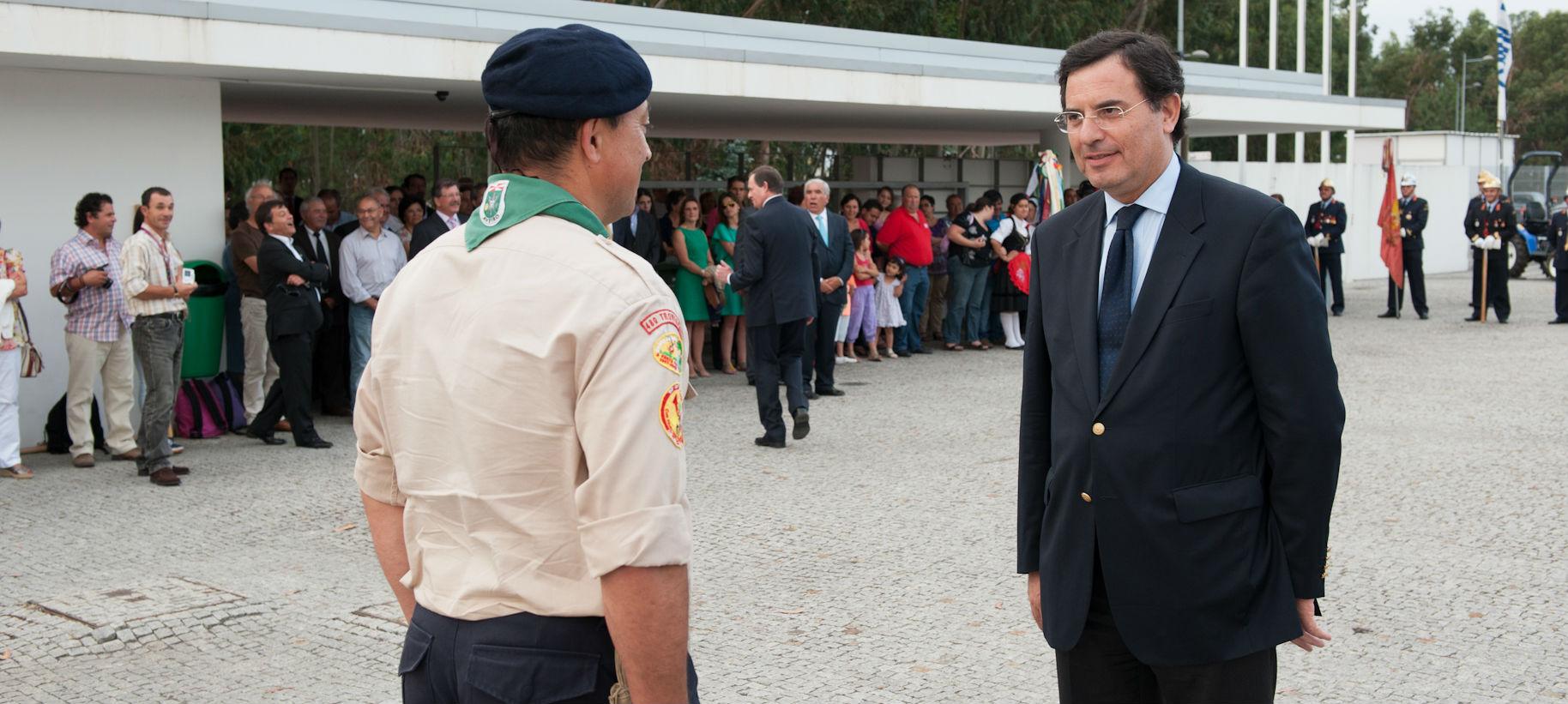 Secretário de Estado inaugura FIACOBA e Feira do Cavalo