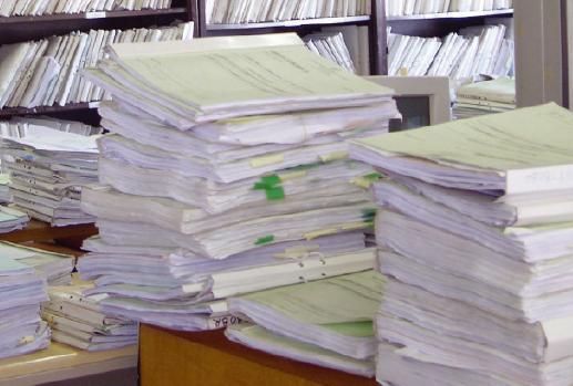Exército a postos para transportar 13 mil processos  do Juízo do Comércio de Aveiro para o Tribunal de Anadia