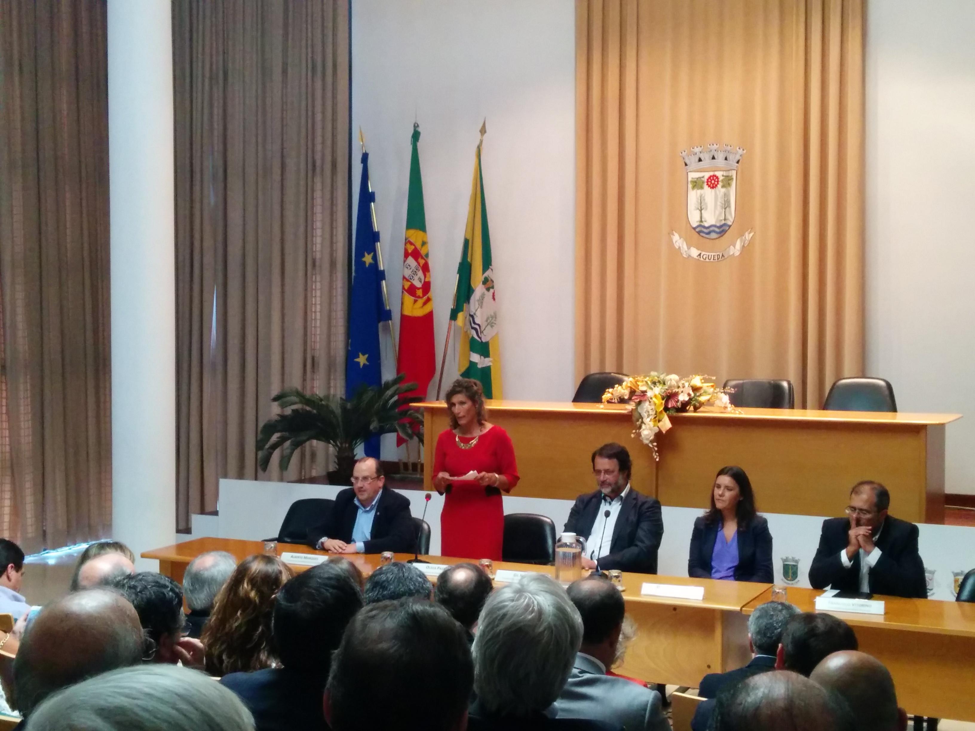Ministra da Agricultura preside à abertura da Festa do Leitão em Águeda