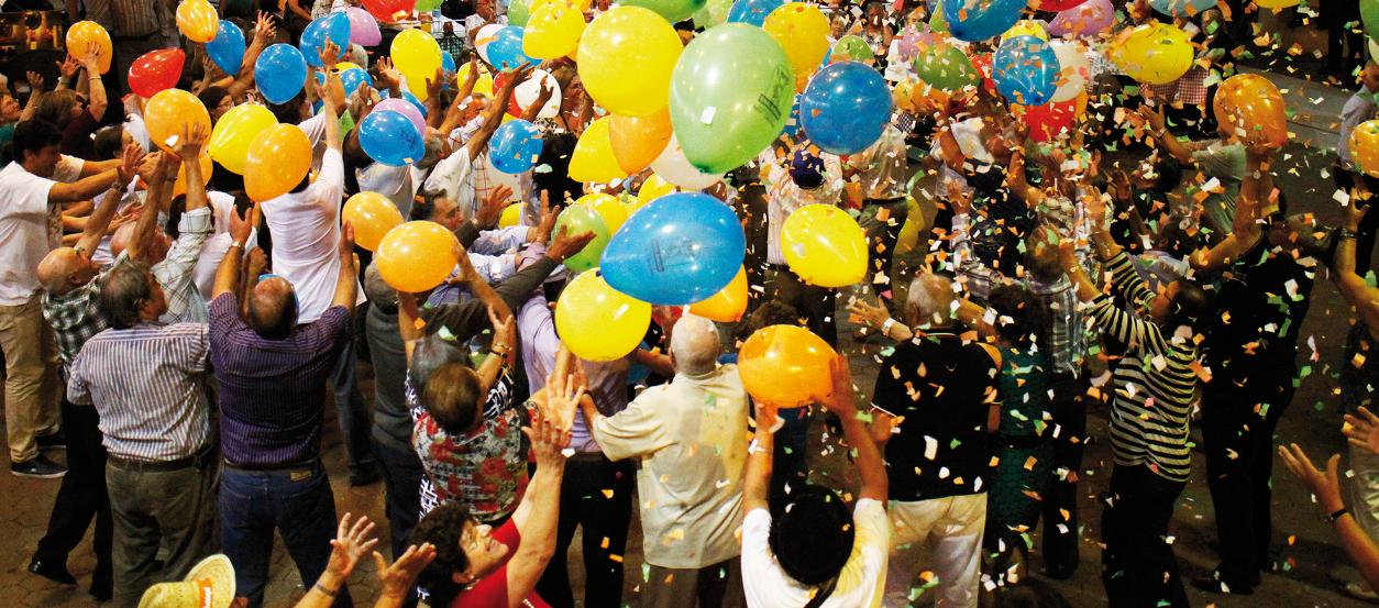 Câmara Municipal leva um milhar  de séniores à Quinta da Malafaia