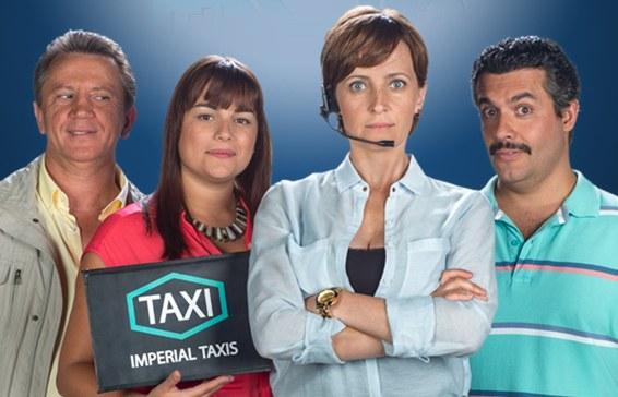 """Mealhada: Comédia """"Táxis d'Os Nossos Dias"""" a 1 de novembro no Cineteatro Messias"""