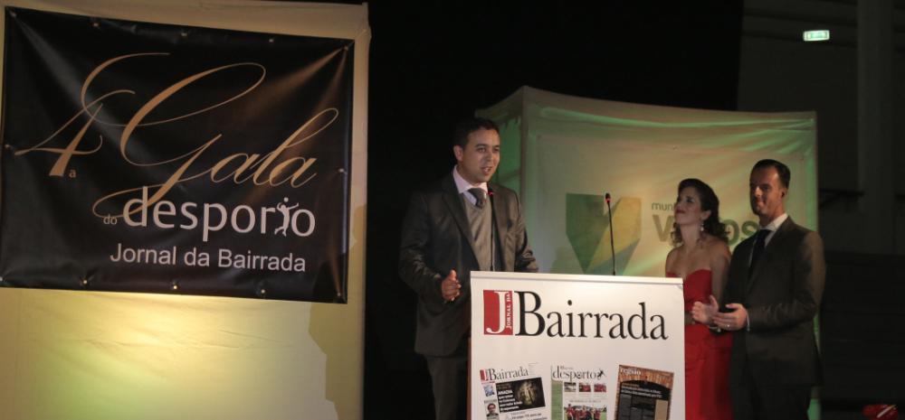 4.ª Gala do Desporto Jornal da Bairrada – Câmara Municipal de Vagos