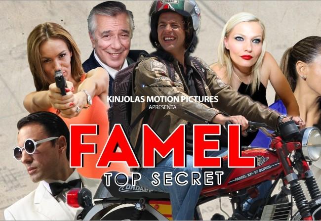 Famel Top Secret estreia esta sexta no São Pedro