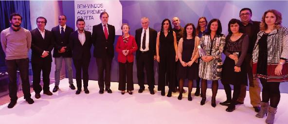 Jornal da Bairrada reconhecido com Prémio Gazeta 2013