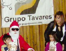 Grupo Tavares  reúne 110 colaboradores  em jantar de Natal