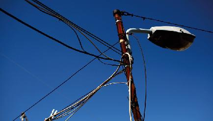 Absolvidos três jovens acusados de furto de cabos