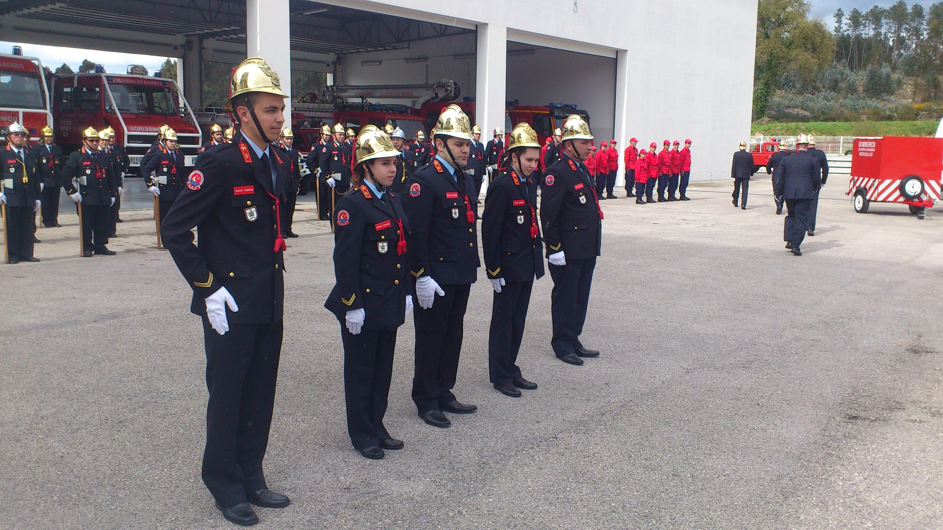 41.º Aniversários dos Bombeiros Voluntários de Oliveira do Bairro