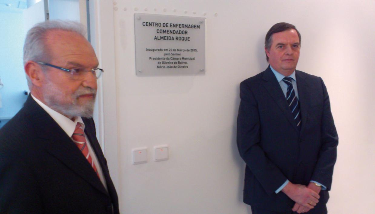 Centro de Enfermagem Comendador Almeida Roque inaugurado nos 41 anos dos Bombeiros