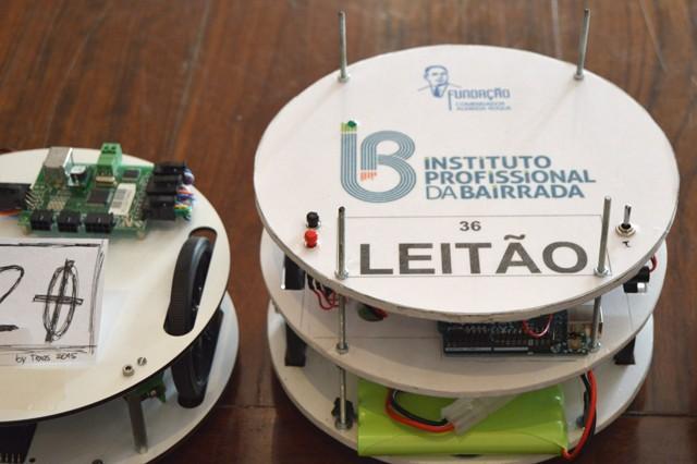 IPB em terceiro no micro-rato na Universidade de Aveiro