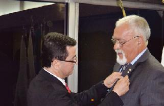 Família Rotária renova-se em Águeda