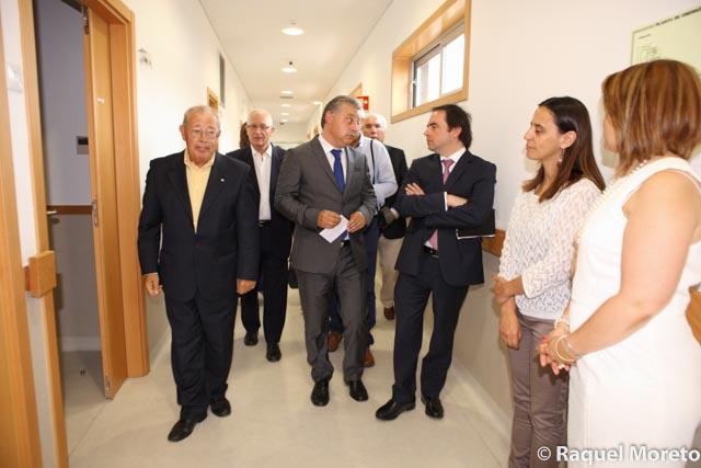 Centro Social inaugura Lar Dr. Fernando  Peixinho, no valor de 1.4 milhões de euros