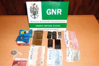 Quadragenário detido por tráfico de droga
