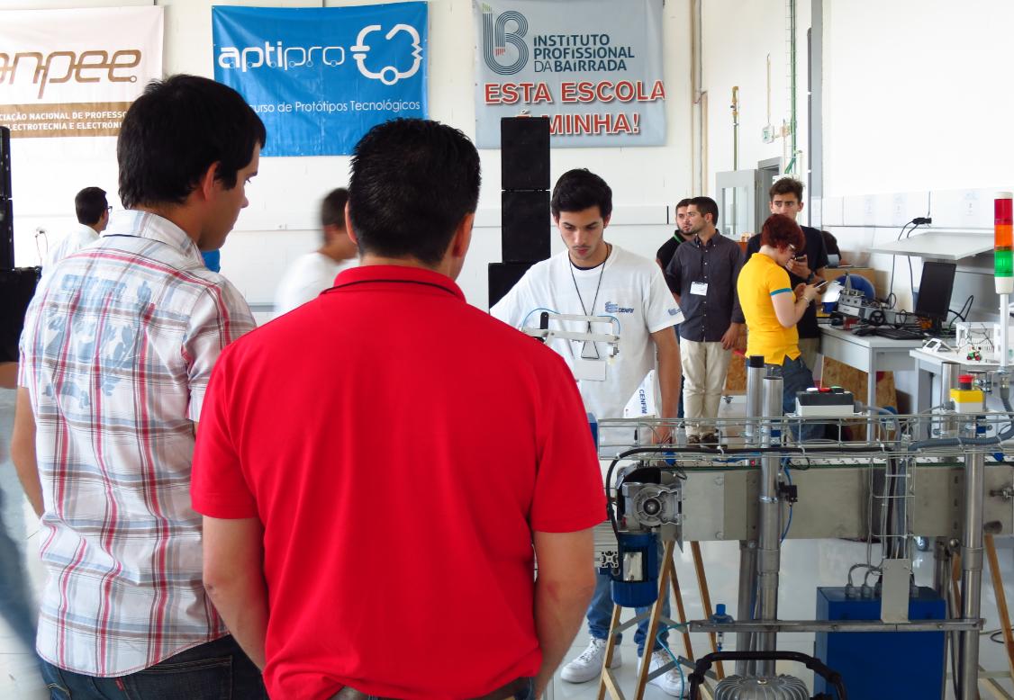 Final Nacional de protótipos no IPB