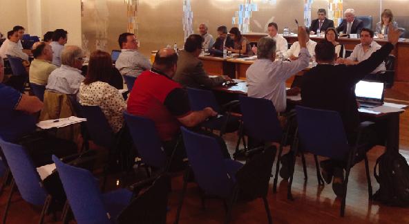 Assembleia avança com resolução contra  providência cautelar para travar municipalização