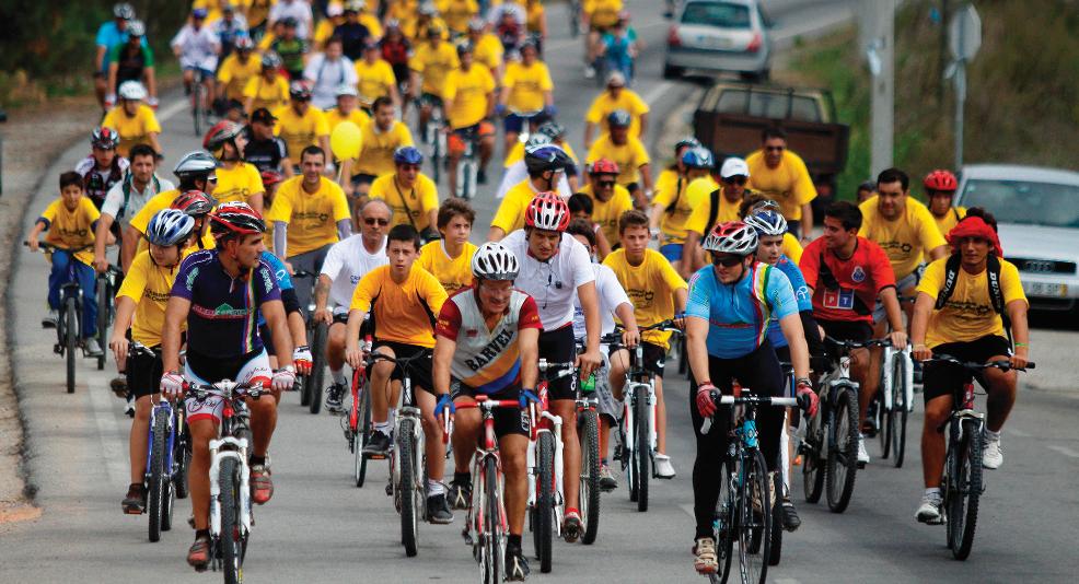 200 já estão inscritos  no maior Passeio Cicloturístico