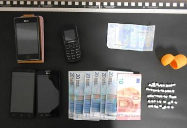 Anadia – Casais detidos por tráfico de cocaína