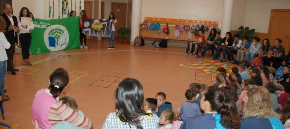 Eco-Escolas passa pelo concelho