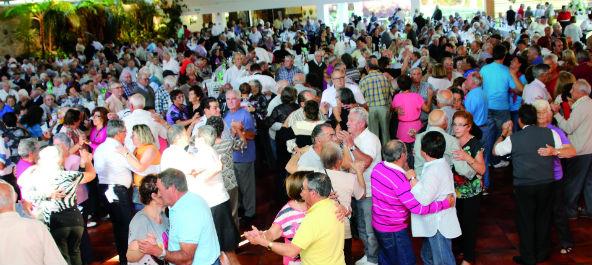 """""""65 em Festa"""" leva 1126 munícipes a reencontrarem-se em Caminha"""
