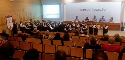 Universidade Sénior de Oliveira do Bairro abre ano letivo 2015/2016