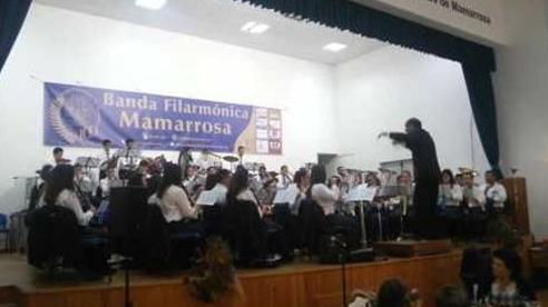 Banda Filarmónica da Mamarrosa completou 99 anos