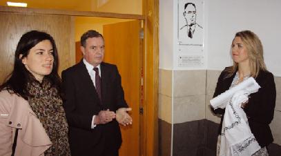 Conservatório FUOB homenageou Comendador Almeida Roque