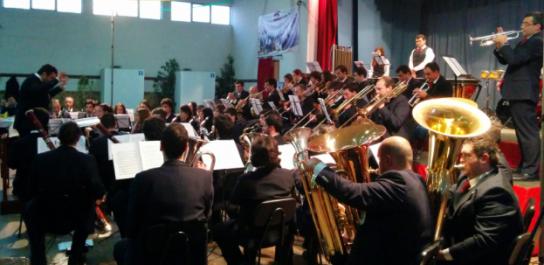 Bandas do Troviscal e da Mamarrosa em Concerto de Ano Novo esgotam Quartel das Artes