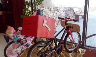 Bicicletas contam história da freguesia e das profissões