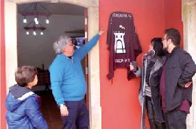 Casa Gandaresa inaugurada nos Covões