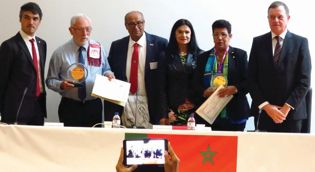 Marrocos e Mamarrosa geminados pelo sangue