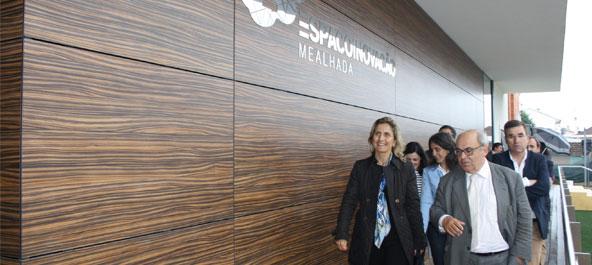 Espaço Inovação da Mealhada já alberga uma dezena de projetos