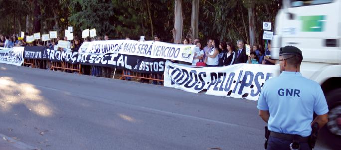 Movimento cívico em defesa do IPSB pede ajuda ao secretário de Estado da Energia