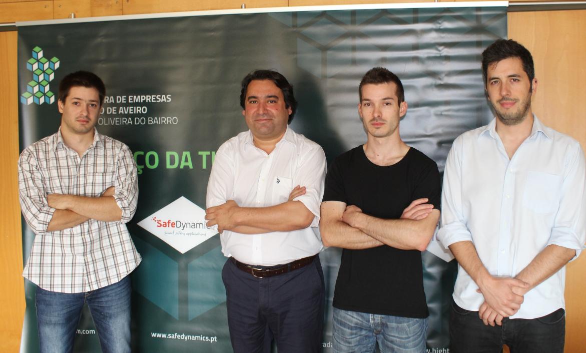 Safe Dynamics é a nova startup da Incubadora