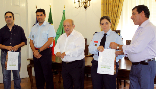 Troféu de Solidariedade rendeu 17.070 euros para as duas corporações de Bombeiros