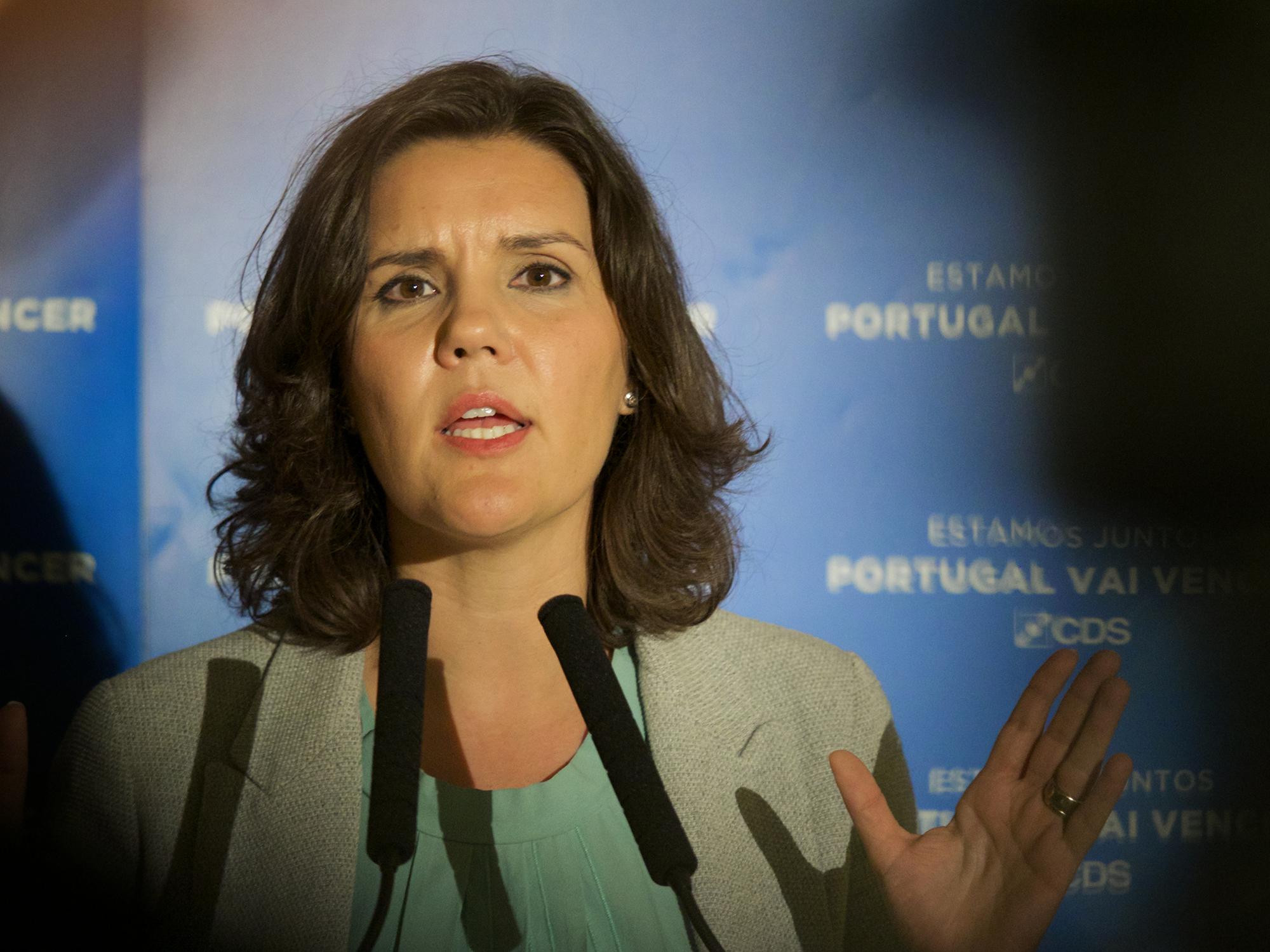 Largo do Troviscal recebe pela primeira vez a rentrée nacional do CDS/PP