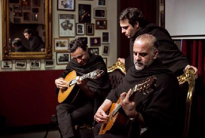 Coimbra numa noite  de música em Anadia