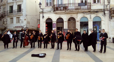 Anadia recebe música e irreverência de Coimbra