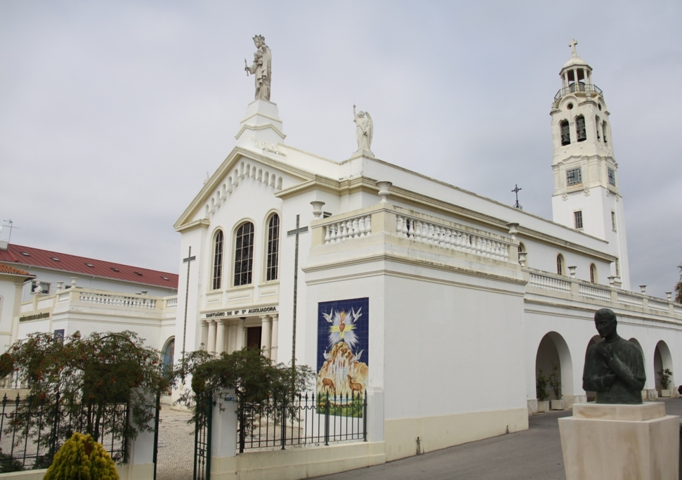 """Santuário de Mogofores  é """"Porta Santa"""" no dia 23"""