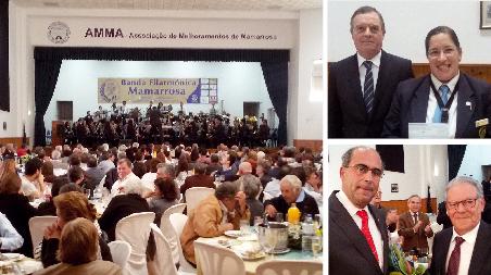 Banda Filarmónica culmina comemorações do centenário