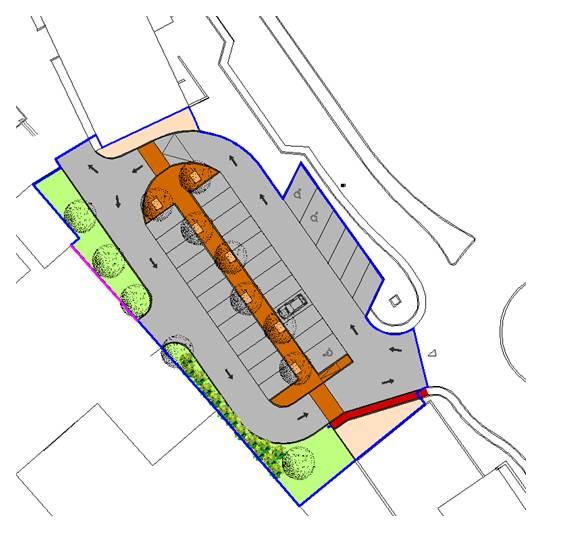 Estacionamento da Casa Verde custa  80 mil euros e tem capacidade para 27 carros