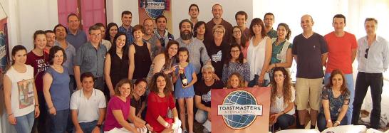 Encontro Nacional de Toastmasters realiza-se em Oliveira do Bairro
