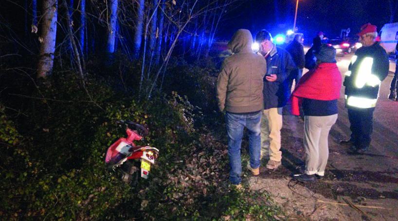Mulher morre afogada num riacho após despiste a 500 metros de casa