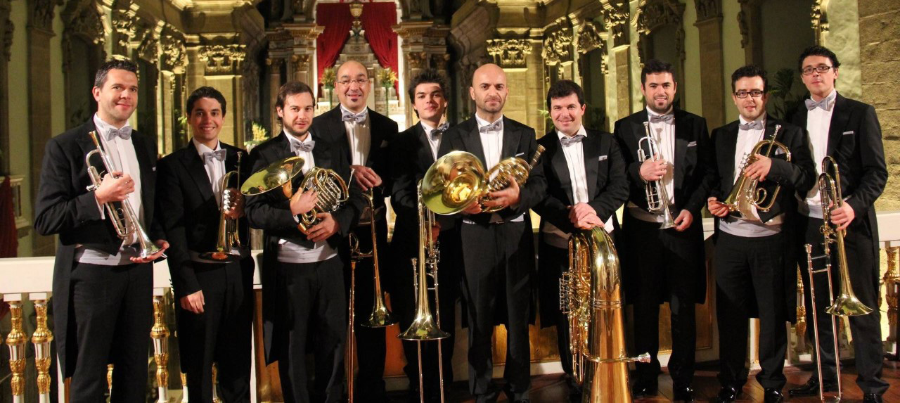 Concerto de Ano Novo em Cantanhede com Portuguese Brass