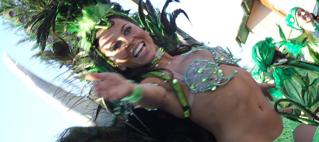Carnaval da Mealhada de volta ao centro da cidade