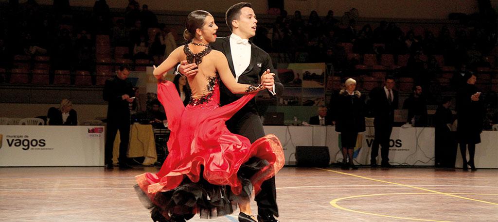 Vagos recebe Taça de Portugal de Dança Desportiva
